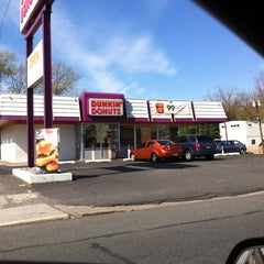 Photo taken at Dunkin' Donuts by Janice on 4/4/2012