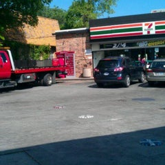Photo taken at 7-Eleven by Kelsey C. on 4/5/2012