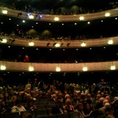 Photo taken at AT&T Performing Arts Center by Mike D. on 2/17/2012