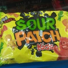Photo taken at Associated Supermarket by Sidney J. on 5/4/2012