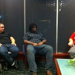 Photo taken at 98 Rock (WIYY-FM) by Lauren B. on 8/27/2012