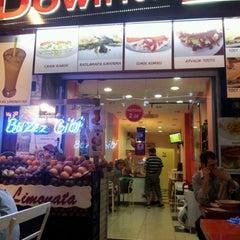 Photo taken at Cafe Downtown by Burak ç. on 6/29/2012