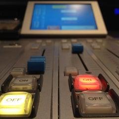 Photo taken at Ö3 Sendestudio by Armin R. on 3/11/2012