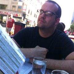 Photo taken at La Piazzetta by Carlos O. on 5/20/2012