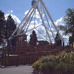 Photo taken at Santa's Village Azoosment Park by Christine M. on 8/19/2012