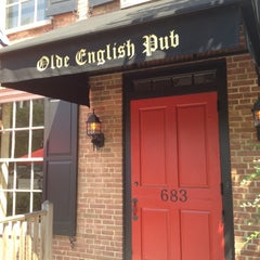 Photo taken at The Olde English Pub & Pantry by Craig H. on 6/29/2012