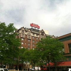 Photo taken at Hotel Alex Johnson by ✈The W. on 5/18/2012
