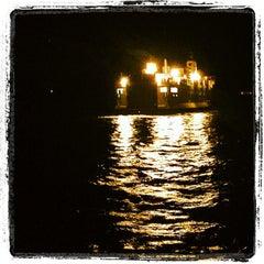 Photo taken at Porto Turistico Marina Di Favignana by Claudio on 8/18/2012