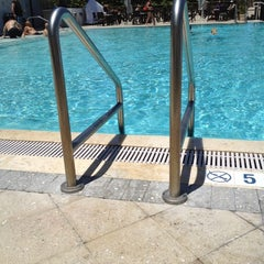Photo taken at Pool @ Sheraton Ft. Lauderdale by Marella D. on 5/2/2012