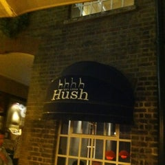 Photo taken at Hush by Rodrigo C. on 8/3/2012