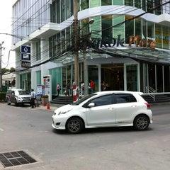 Photo taken at Bangkok Plaza (บางกอก พลาซ่า) by SukhaNito D. on 5/23/2012