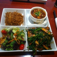 Photo taken at Sang Kee Noodle House by Nathalia R. on 7/25/2012