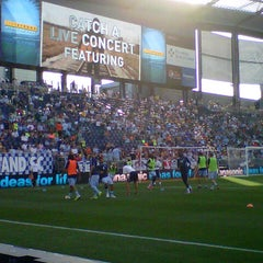 Photo taken at Sporting Park by Alex K. on 7/7/2012