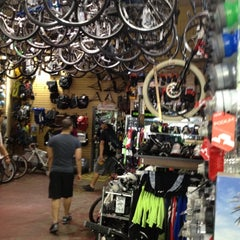 Photo taken at Tread Bike Shop by Patrick C. on 5/12/2012