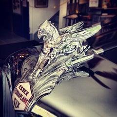 Photo taken at Miller Motors Hudson Auto Museum by Scott M. on 9/1/2012