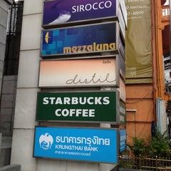Photo taken at Starbucks (สตาร์บัคส์) by Nuno C. on 8/12/2012