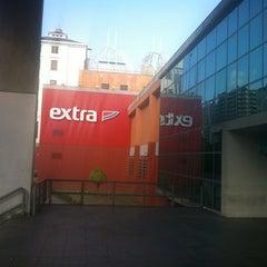 Photo taken at Extra Supermercado by Thiago Y. on 3/6/2012