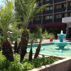 Photo taken at Clarion Hotel Anaheim Resort by Jeffrey S. on 6/20/2012