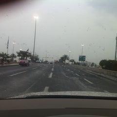 Photo taken at إشارة الروضة والقادسية by KOKO on 2/25/2012