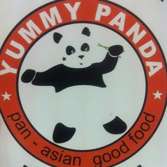 Photo taken at Yummy Panda by Anna G. on 6/4/2012