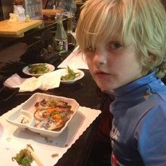 Photo taken at Shogun Sushi by Sam D. on 7/13/2012