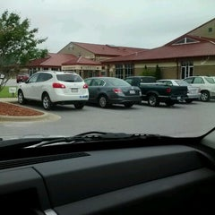 Photo taken at Red Oak Middle School by Julia F. on 6/1/2012