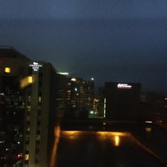 Photo taken at DoubleTree by Hilton Hotel Washington DC - Silver Spring by Hidenori W. on 7/20/2012
