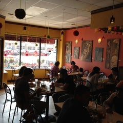 Photo taken at Gaudi Cafe & Grill by Anita at One Shot Boards on 6/24/2012