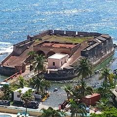 Photo taken at Caribe Hilton by Dan V. on 8/31/2012