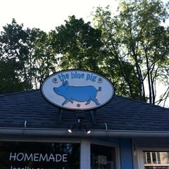 Photo taken at The Blue Pig by Rich W. on 5/20/2012