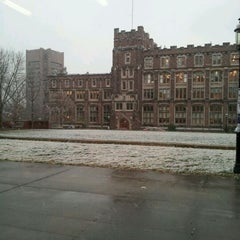 Photo taken at Frist Campus Center by Shilpa N. on 2/8/2012