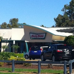Photo taken at Krispy Kreme by Raed A. on 3/23/2012
