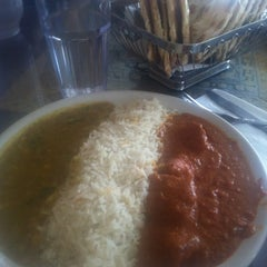 Photo taken at Punjab Kabab House by Melissa D. on 8/14/2012