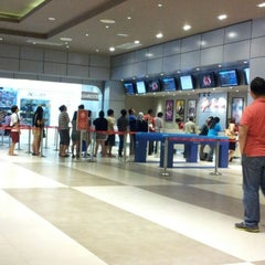 Photo taken at TGV Cinemas by Azza A. on 5/31/2012