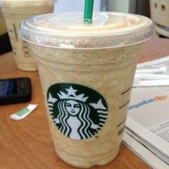 Photo taken at Starbucks by Sarah P. on 2/25/2012