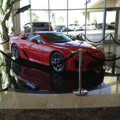 Photo taken at Lexus of Henderson by Michael K. on 2/28/2012