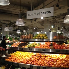 Photo taken at La Grande Épicerie de Paris by Isna M. on 2/18/2012
