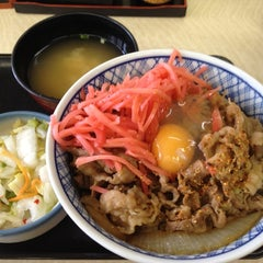 Photo taken at 吉野家 天王寺北口店 by Hirohide A. on 7/10/2012
