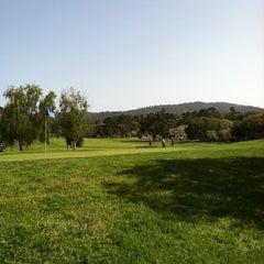 Photo taken at Hyatt Regency Monterey Hotel & Spa On Del Monte Golf Course by Jeanne B. on 4/29/2012