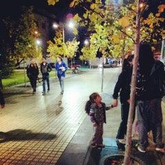 Photo taken at Metro Hernando de Magallanes by Ignacio G. on 5/16/2012