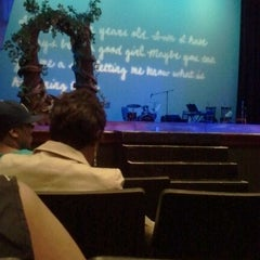 Photo taken at Independence park theatre by Keith D. on 7/27/2012