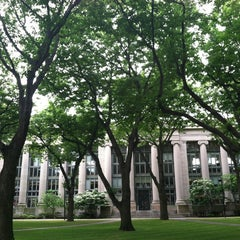Photo taken at Harvard Law School Library by Ramona R. on 5/29/2012