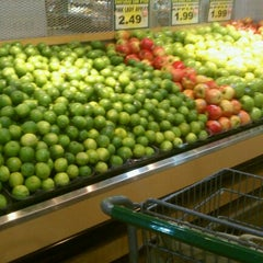 Photo taken at Marsh's Sun Fresh Market by James P. on 6/12/2012