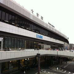 Photo taken at 大宮駅 (Ōmiya Sta.) by Oonuki F. on 6/11/2012