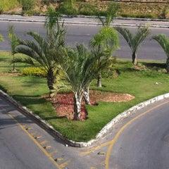 Photo taken at Pista de Pouso de Disco Voador by David P. on 3/1/2012