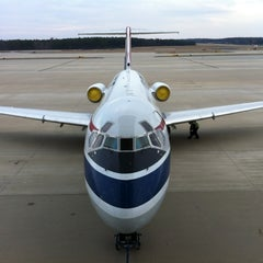 Photo taken at RDU General Aviation Terminal by Patrick H. on 2/14/2012