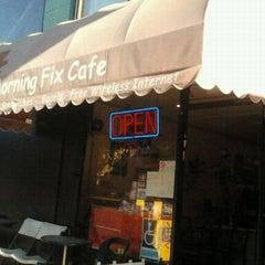 Photo taken at Morning Fix by Stella B. on 8/13/2012