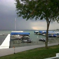 Photo taken at Culver Cove by Sara C. on 8/5/2012