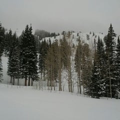 Photo taken at Dreamscape Lift by Fred W. on 2/19/2012