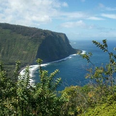 Photo taken at Waipiʻo Valley by Naox on 2/23/2012